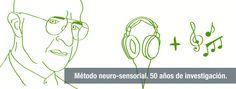 Método Neuro Sensorial, con más de 50 años de experiencia.