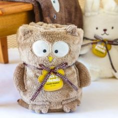 night owl baby shower favor if i ever have to throw a baby shower pinterest