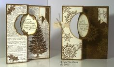 Scraps'! By Diana: Stampin'Up! *Christmas Thinlits
