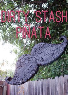 MAKE THIS: dirty 'stash pinata