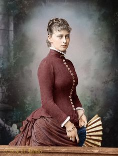 Elisabeth Feodorovna Grand Duchess of Russia (1 November 1864 – 18 July 1918)