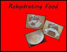 Dehydrating Way Beyond Jerky: Rehydrating Dehydrated Foods