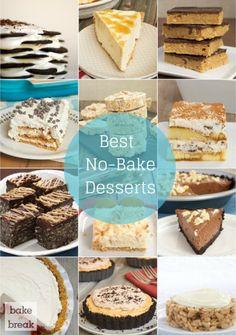 Best No-Bake DessertsReally nice recipes. Every hour.Show me...