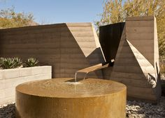 * Rammed Earth - Earth Architecture