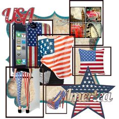 """""""America!"""" by goldgoldiel on Polyvore"""