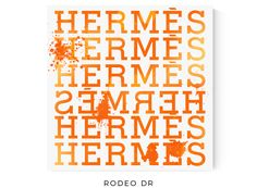 This fashion forward art piece will bring a touch of color to your home decor. Circus Birthday Invitations, Hermes Orange, Fashion Wall Art, Oliver Gal, Famous Brands, Pink Aesthetic, Fashion Sketches, Rodeo, Home Art