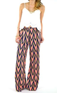 Danielle and I are obsessed with some wide leg pants. Trying to figure out what to wear with them!