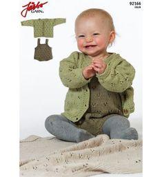 92116 Babyset: kofta, byxa & filt pattern by Sanna Mård Castman Baby Knitting Patterns, Knitting For Kids, Baby Set, Kids Schedule, Knitted Baby Cardigan, Knit Crochet, Crochet Pattern, Painting Activities, Inspiration For Kids