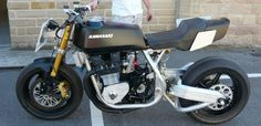 Inspiration for the engine mount / swingarm attatchment to frame