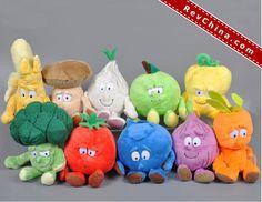 Gang Świeżaków z Aliexpress – maskotki, których nie znajdziesz w Biedronce! #aliexpress #świeżaki #gangświeżaków #biedronka #zakupyzchin #shopping #zakupy #chiny #zakupyonline