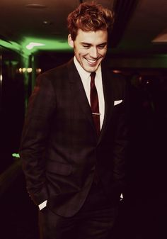 Sam Claflin #CatchingFire