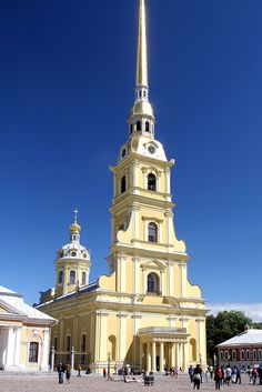 St Peter & Paul Fortress, St Petersburg, Russia