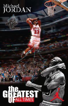 Michael Jordan Posters | Michael Jordan