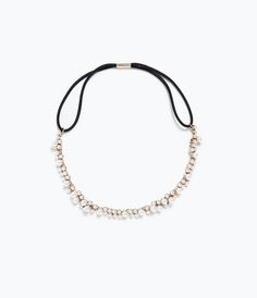 PEARL HAIRBAND-Jewellery-Accessories-WOMAN | ZARA United States