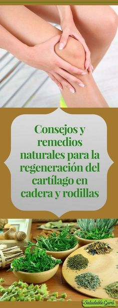 Osteoarthritis or osteoarthritis, as we usually know it, occurs when the cartilage wears out. Natural tips and remedies for re . Herbal Remedies, Health Remedies, Home Remedies, Natural Cures, Natural Health, Healthy Tips, Healthy Recipes, Health And Wellness, Health Fitness