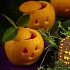 Prepara esta deliciosa calabaza en naranja con gelatina gracias a las sencillas y originales recetas de Halloween que les encatará a los pequeños.