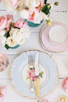 brides of adelaide magazine - hens high tea - high tea - bridal shower - bridal fete - pastels