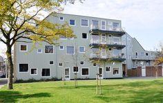 Communal Living, Nieuwegein, 2012 - DUS architects