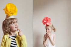 Fiesta Time! 15 DIY Party Hats for Kids via Brit + Co.