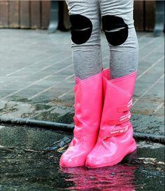 newest 85419 29a17 fashion rain boots Rain shoe covers  overshoe ,women rainboots,woman water  shoes,