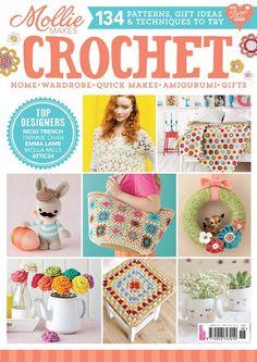 mollie makes crochet