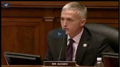 WATCH: Trey Gowdy Grills Admiral Mullen Over Hillary Clinton's Role In Benghazi  JULY 8, 2014