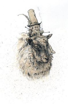 JEAN BAPTISTE MONGE.  Absolutely love this picture!