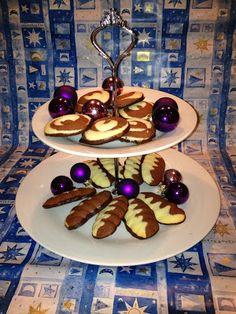 Marmor-Spritzgebäck Waffles, Breakfast, Food, Biscuits, Pies, Kuchen, Marble, Morning Coffee, Essen