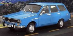 Dacia 1300 Break 1973 1/43