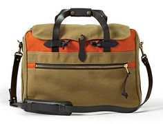 Filson Large Twill Carry-On Travel Bag