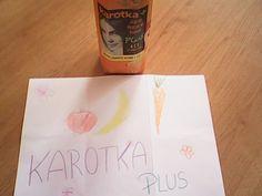 Wspólne rysowanie z córką i Karotką #sokfortuna #KarotkaPlus