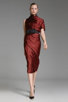 Donna Karan Pre-Fall 2012 - Collection - Gallery - Style.com