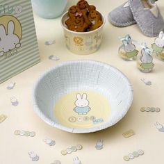 DECORATION BABY SHOWER ANNIVERSAIRE MIFFY- MIFFY BABY SHOWER PARTY DECORATION