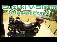 ▶ 2008 Suzuki DL650 V-Strom Walkaround - YouTube