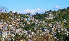 Kalimpong, India, 2007 #Kalimpong #India #village