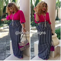 @ogodordesigns #NewCollections #AvailableInstore #OgodorRocks African Lace Dresses, Latest African Fashion Dresses, African Print Fashion, Chic Dress, Classy Dress, Lit Outfits, Fashion Outfits, Kente Dress, Pencil Skirt Outfits