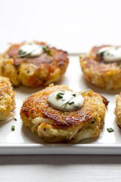 Crab Cakes (gluten free)