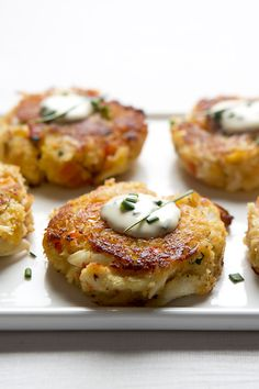 Wedding Feature - Lemon-Chive Aioli for Crab Cakes (Easy Eats May/June 2012 by Amy Howard)