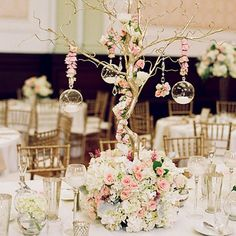 Classic Wedding with Louisville Charm: The Centerpiece