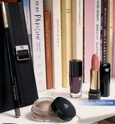 Lancome Parisian Fall 2015 Collection, need it all especially this lip colour ! ...