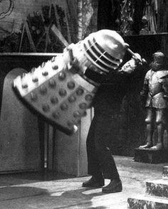 """12 Likes, 1 Comments - Paul Clews (@paulkclews) on Instagram: """"#Dalek #DrWho #DoctorWho #Whovian #Tardis"""""""