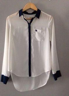 À vendre sur #vintedfrance ! http://www.vinted.fr/mode-femmes/chemises/41576523-chemise-abercrombie-fitch
