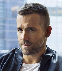 Ryan Reynolds haircut