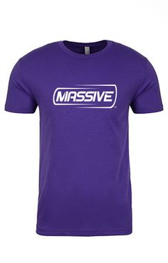MASSIVE Sportstyle Logo T-Shirt sold by Massive Go Big. Shop more products from Massive Go Big on Storenvy, the home of independent small businesses all over the world.