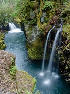 North Umpqua River, Oregon, USA