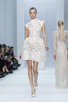 Haute Couture S/S 2012 Elie Saab - SHOWstudio - The Home of Fashion Film