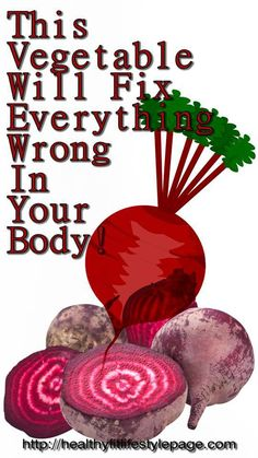 This Vegetable Will Fix Everything Wrong In Your Body!