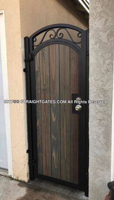 We are Fabricators and Installers of Steel Framed Wood and Vinyl Gates. We have been serving the Los Angeles and Orange County areas SInce Wooden Garden Gate, Garden Doors, Garden Gates, Backyard Gates, Driveway Gate, Metal Doors, Iron Doors, Entry Gates, Entrance Doors