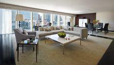Chairman's Suite #LivingRoom チェアマンズスイート