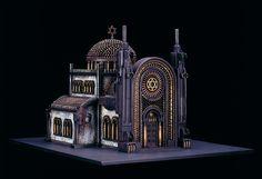 Al Farrow Reliquaries: Synagogue (III)